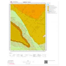 F 36-c3 Paftası 1/25.000 ölçekli Jeoloji Haritası