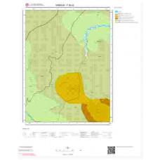F 36-d2 Paftası 1/25.000 ölçekli Jeoloji Haritası
