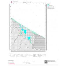 F 37-b3 Paftası 1/25.000 ölçekli Jeoloji Haritası