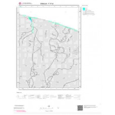 F37b4 Paftası 1/25.000 Ölçekli Vektör Jeoloji Haritası