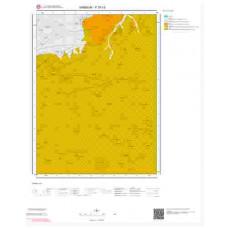 F 37-c3 Paftası 1/25.000 ölçekli Jeoloji Haritası