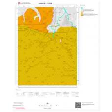 F 37-c4 Paftası 1/25.000 ölçekli Jeoloji Haritası