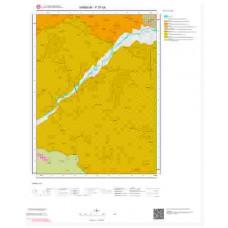F 37-d4 Paftası 1/25.000 ölçekli Jeoloji Haritası
