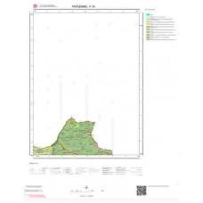 F 39 Paftası 1/100.000 ölçekli Jeoloji Haritası