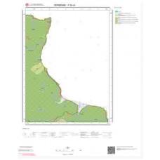 F39c4 Paftası 1/25.000 Ölçekli Vektör Jeoloji Haritası