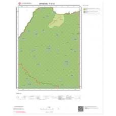 F39d3 Paftası 1/25.000 Ölçekli Vektör Jeoloji Haritası