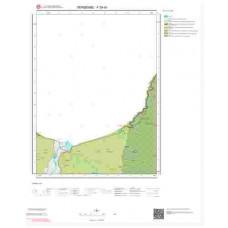 F39d4 Paftası 1/25.000 Ölçekli Vektör Jeoloji Haritası