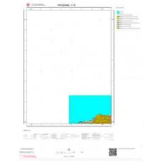 F 41 Paftası 1/100.000 ölçekli Jeoloji Haritası