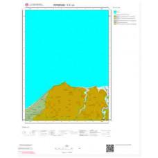 F41c3 Paftası 1/25.000 Ölçekli Vektör Jeoloji Haritası