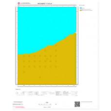 F42c4 Paftası 1/25.000 Ölçekli Vektör Jeoloji Haritası
