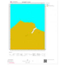 F42d3 Paftası 1/25.000 Ölçekli Vektör Jeoloji Haritası
