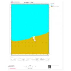 F42d4 Paftası 1/25.000 Ölçekli Vektör Jeoloji Haritası