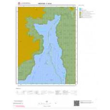F48a4 Paftası 1/25.000 Ölçekli Vektör Jeoloji Haritası