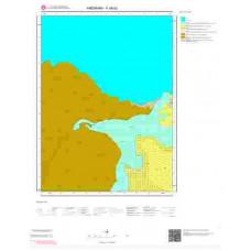F48b2 Paftası 1/25.000 Ölçekli Vektör Jeoloji Haritası