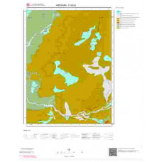 F48b4 Paftası 1/25.000 Ölçekli Vektör Jeoloji Haritası