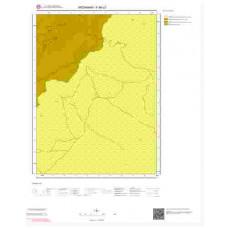 F48c2 Paftası 1/25.000 Ölçekli Vektör Jeoloji Haritası