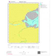 F48c3 Paftası 1/25.000 Ölçekli Vektör Jeoloji Haritası