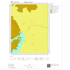 F48c4 Paftası 1/25.000 Ölçekli Vektör Jeoloji Haritası