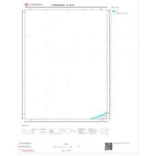 G16a2 Paftası 1/25.000 Ölçekli Vektör Jeoloji Haritası