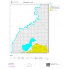 G16a3 Paftası 1/25.000 Ölçekli Vektör Jeoloji Haritası