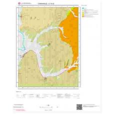 G16b2 Paftası 1/25.000 Ölçekli Vektör Jeoloji Haritası