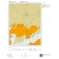 G16b3 Paftası 1/25.000 Ölçekli Vektör Jeoloji Haritası