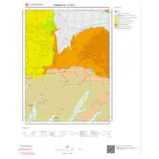 G16c1 Paftası 1/25.000 Ölçekli Vektör Jeoloji Haritası