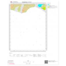 G16c3 Paftası 1/25.000 Ölçekli Vektör Jeoloji Haritası