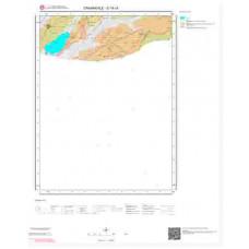 G16c4 Paftası 1/25.000 Ölçekli Vektör Jeoloji Haritası