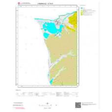G16d1 Paftası 1/25.000 Ölçekli Vektör Jeoloji Haritası