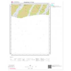G16d3 Paftası 1/25.000 Ölçekli Vektör Jeoloji Haritası
