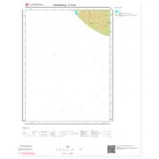 G16d4 Paftası 1/25.000 Ölçekli Vektör Jeoloji Haritası