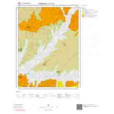 G17a4 Paftası 1/25.000 Ölçekli Vektör Jeoloji Haritası