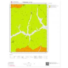 G17b1 Paftası 1/25.000 Ölçekli Vektör Jeoloji Haritası