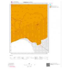G17c1 Paftası 1/25.000 Ölçekli Vektör Jeoloji Haritası