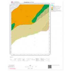 G17c3 Paftası 1/25.000 Ölçekli Vektör Jeoloji Haritası
