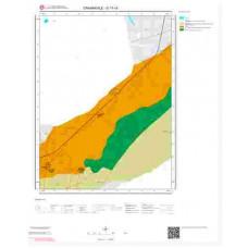 G17c4 Paftası 1/25.000 Ölçekli Vektör Jeoloji Haritası