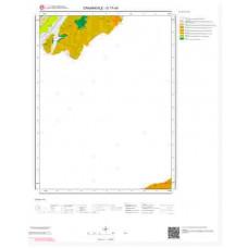 G17d4 Paftası 1/25.000 Ölçekli Vektör Jeoloji Haritası