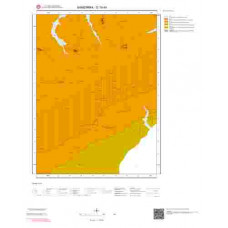 G18b4 Paftası 1/25.000 Ölçekli Vektör Jeoloji Haritası