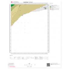 G18d4 Paftası 1/25.000 Ölçekli Vektör Jeoloji Haritası