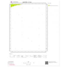 G19a2 Paftası 1/25.000 Ölçekli Vektör Jeoloji Haritası