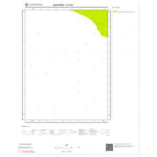 G19b1 Paftası 1/25.000 Ölçekli Vektör Jeoloji Haritası