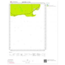 G19b2 Paftası 1/25.000 Ölçekli Vektör Jeoloji Haritası
