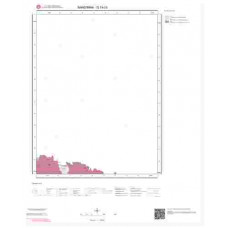 G19c3 Paftası 1/25.000 Ölçekli Vektör Jeoloji Haritası