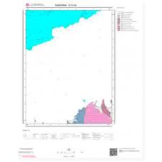 G19d3 Paftası 1/25.000 Ölçekli Vektör Jeoloji Haritası