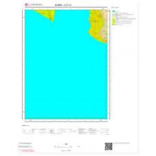 G21a1 Paftası 1/25.000 Ölçekli Vektör Jeoloji Haritası