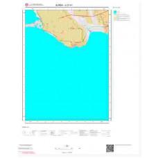 G21b1 Paftası 1/25.000 Ölçekli Vektör Jeoloji Haritası