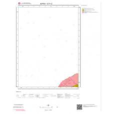 G 21-c2 Paftası 1/25.000 ölçekli Jeoloji Haritası