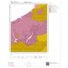 G 21-c3 Paftası 1/25.000 ölçekli Jeoloji Haritası