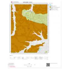 G24b1 Paftası 1/25.000 Ölçekli Vektör Jeoloji Haritası